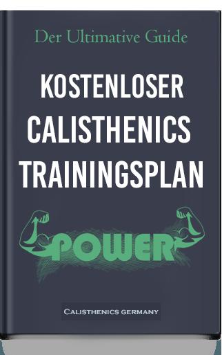 Kostenloser Calisthenics Trainingsplan